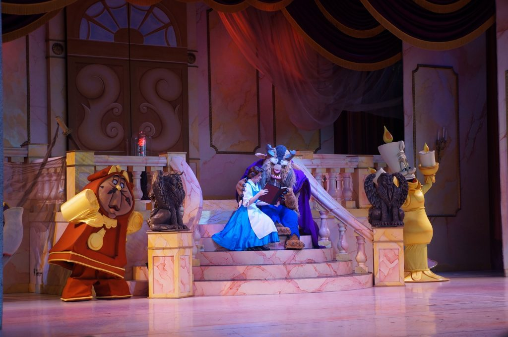 Beauty and the Beast is a classic fairytale that comes to life in an off-Broadway production.